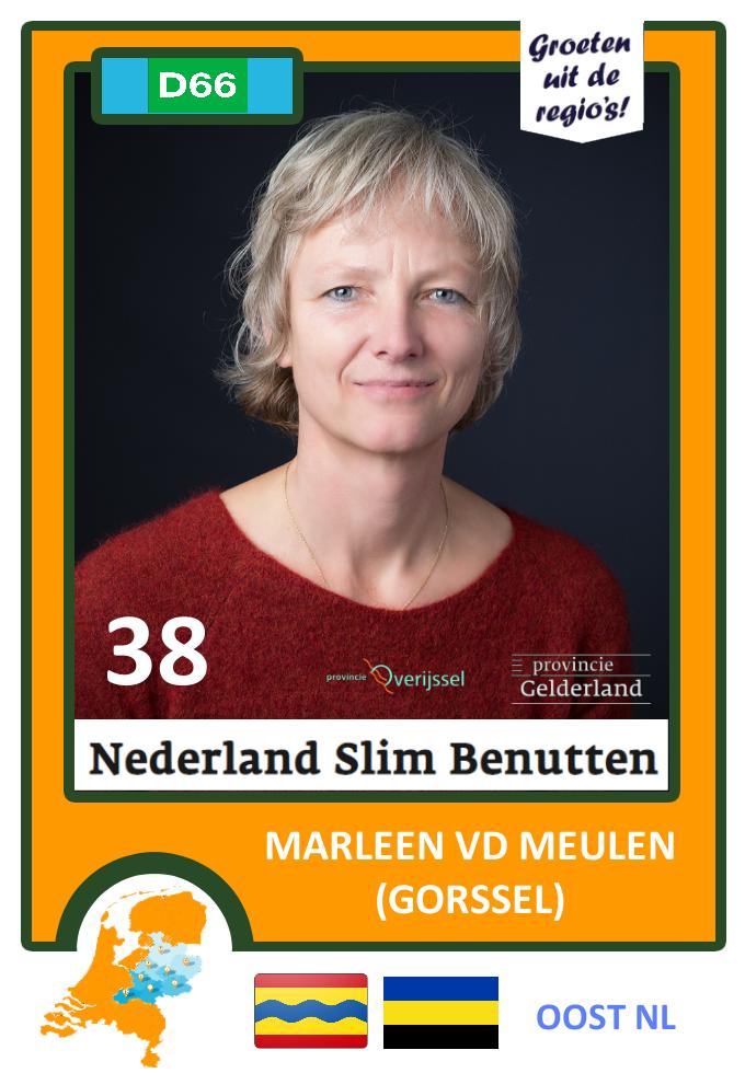 Maien met Marleen van der Meulen